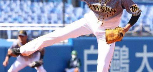 衝撃の162キロ!!阪神・藤浪晋太郎が自己&球団最速をマーク!!3者連続三振でファンも大歓声